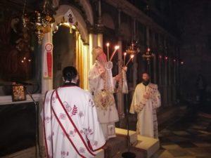 Ι.Μ. Χαλκίδος: Αγρυπνία για τον Οσιο Ιωάννη τον Ρώσσο (ΦΩΤΟ)