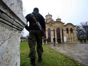 Κοσσυφοπέδιο: Ο κίνδυνος για τις Εκκλησίες και η στάση του Πατριαρχείου Σερβίας