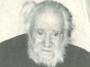 Μοναχός Ιωσήφ Κουτλουμουσιανοσκητιώτης