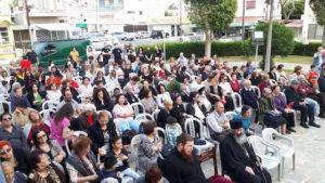 Πασχαλινή γιορτή στη Λεμεσό (ΦΩΤΟ)