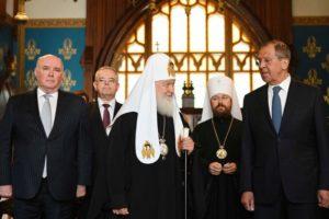 Μόσχας Κύριλλος: «Βαριά ζημιά στην Ορθοδοξία λόγω του ουκρανικού» (ΦΩΤΟ)