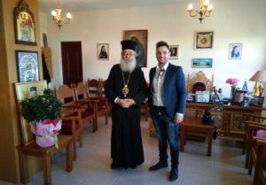 Επισκέψεις υποψηφίων στον Φθιώτιδος Νικόλαο (ΦΩΤΟ)