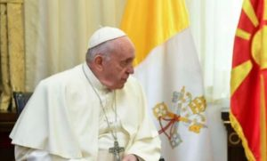 Βατικανό: «Αλλοι οι Μακεδόνες του Απ.Παύλου και άλλοι οι πολίτες της Βόρειας Μακεδονίας»