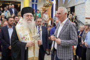 Περιστέρι: Εορτή των Αγίων Κωνσταντίνου και Ελένης (ΦΩΤΟ)