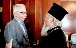 Κ. Γαβρόγλου: «Σε νέα φάση οι σχέσεις Φαναρίου-Εκκλησίας της Ελλάδος»