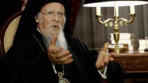 Βαρθολομαίος: Είναι απαράδεκτο, εκπρόσωποι των θρησκειών να εμφανίζονται ως κήρυκες φανατισμού