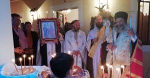 Η εορτή των Αγίων Κωνσταντίνου και Ελένης στη Μάνη (ΦΩΤΟ)