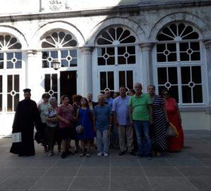 Προσκυνηματική εκδρομή Ι.Ν. Φανερωμένης Αιγίου στην Κωνσταντινούπολη