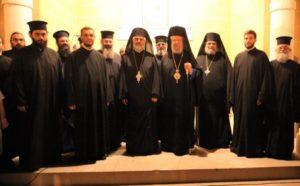 Κύπρος: Εκδήλωση τιμής στην Ιερατική Σχολή (ΦΩΤΟ)