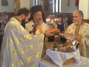 Η εορτή του Αγίου Μέδικου στο Καματερό (ΦΩΤΟ)