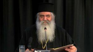 Μόρφου Νεόφυτος: H είσοδος και η έξοδος του Αγίου Πνεύματος σε μια ζωντανή ψυχή