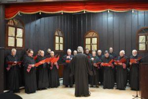 Ι. Μ. Μαρωνείας: Απολυτήριες εξετάσεις στη Σχολ. Βυζαντινής Μουσικής της