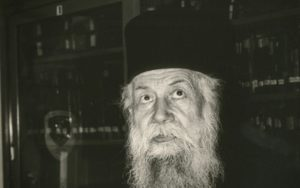 Μοναχός Θεοδόσιος Αγιοπαυλίτης
