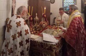 Η εορτή της Πεντηκοστής στη Σμύρνη