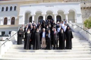 Αγιο Ορος: Η εγκαθίδρυση της νέας Ιεράς Πρωτεπιστασίας σε βίντεο