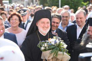 Ο Αρχιεπίσκοπος Ελπιδοφόρος στην ιδιαίτερη πατρίδα του στην Πέλλα (ΦΩΤΟ)