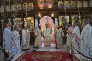 Με λαμπρότητα η εορτή της Πεντηκοστής στη Μητρόπολη Νεαπόλεως (ΒΙΝΤΕΟ & ΦΩΤΟ)