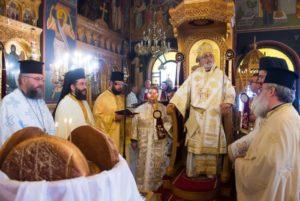 Η εορτή του Αγίου Πνεύματος στη Μητρόπολη Μεσσηνίας (ΦΩΤΟ)