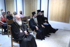 Ο Αρχιεπίσκοπος για εκκλησιαστική περιουσία, σχέσεις Εκκλησίας – Πολιτείας, μισθοδοσία του Κλήρου