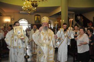Η εορτή της Πεντηκοστής και του Αγίου Πνεύματος στη Δράμα (ΦΩΤΟ)