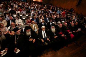 Παυλόπουλος και Ιερώνυμος στην εκδήλωση για τα 200 χρόνια της Ελληνικής Βιβλικής Εταιρίας