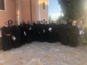 Επιμορφωτικά σεμινάρια Κληρικών της Μητροπόλεως Λευκάδος (ΦΩΤΟ)