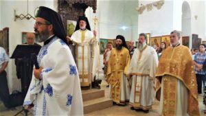 Πανηγύρισε η ιστορική Μονή του Αποστόλου Βαρνάβα στην κατεχόμενη Κύπρο (ΦΩΤΟ)
