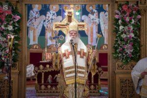 Βόλος: Πατριαρχική Θεία Λειτουργία στην εορτή της Αναλήψεως (ΦΩΤΟ)