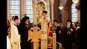 Αρχιεπίσκοπος Ελπιδοφόρος: «Να ετοιμαστούμε για να σηκώσουμε το Σταυρό»