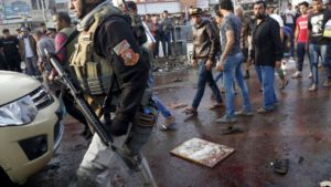 Εκρηξη με πολλούς νεκρούς και τραυματίες σε τέμενος στη Βαγδάτη