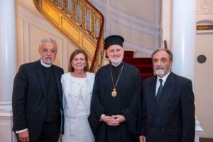 Τον π. Αλέξανδρο Καρλούτσο διόρισε νέο Αρχιερατικό Επίτροπο ο Αμερικής Ελπιδοφόρος