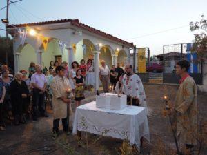 Το Γενέθλιον του Αγίου Ιωάννου του Προδρόμου στον Πύργο (ΦΩΤΟ)