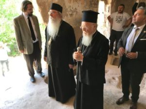 Το χρονικό της Πατριαρχικής παρουσίας στην Καππαδοκία (ΦΩΤΟ)