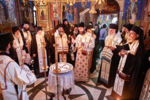 Αγιο Ορος: Μνημόσυνο για τον γέροντα Αιμιλιανό Σιμωνοπετρίτη (ΦΩΤΟ)