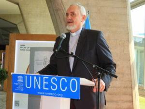 Στην έδρα της UNESCO στο Παρίσι μίλησε ο Μητροπολίτης Εμμανουήλ