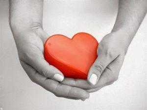 Αν ανοίξετε την καρδιά μου, θα βρείτε μέσα το Χριστό!