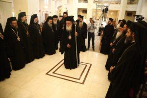 Σήμερα ο Αρχιεπίσκοπος Ιερώνυμος άγει τα ονομαστήριά του – Δείτε LIVE την Θεία Λειτουργία από το Μήλεσι