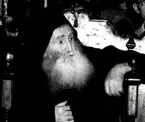 Εφραίμ μοναχός Λαυριώτης (1926 -1999)