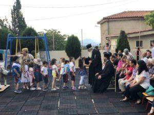 Ο Θηβών Γεώργιος σε σχολικές γιορτές (ΦΩΤΟ)