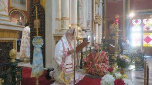 Κυριακή της Πεντηκοστής και έναρξη της Ναυτικής Εβδομάδας στη Σύρο (ΦΩΤΟ)