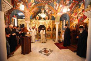Κύπρος: Τιμήθηκε ο Αγιος Τριφύλλιος, πολιούχους της Λευκωσίας (ΦΩΤΟ)