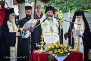 Ο Λαγκαδά Ιωάννης στις εκδηλώσεις για τη μάχη του Λαχανά-Κιλκίς (ΦΩΤΟ)