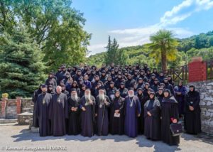 Ι.Μ. Βεροίας: Μοναχική Σύναξη παρουσία Ιεραρχών (ΦΩΤΟ)