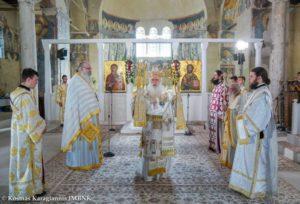 Κυριακή της Πεντηκοστής στη Βέροια (ΦΩΤΟ)