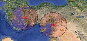 Ελλάδα -Τουρκία : Σε «τουρκική λίμνη» θέλουν να μετατρέψουν το Αιγαίο οι Τούρκοι