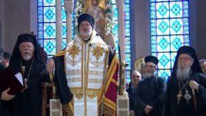 Η «καρδιά» της Ορθοδοξίας χτύπησε στο Μανχάταν- Λαμπρή Εθρόνιση του Αρχιεπισκόπου Αμερικής