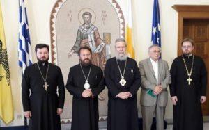 Κύπρου και Βολοκολάμσκ συζήτησαν για το ουκρανικό