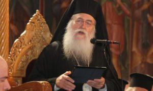 Ι.Μ.Περιστερίου: Εγκαίνια παρεκκλησίου Ιερού Χρυσοστόμου
