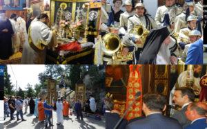 ΛΕΥΚΑΔΑ : Χιλιάδες λαού στον εορτασμό της Παναγίας Φανερωμένης παρουσία Μητσοτάκη