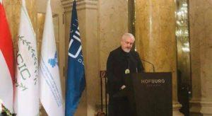 Ο Γαλλίας Εμμανουήλ ομιλητής σε Διαθρησκειακό Συνέδριο στη Βιέννη (ΦΩΤΟ)